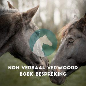 non verbaal verwoord boek bespreking